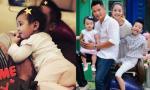 Con gái Jennifer Phạm 'nũng nịu' đáng yêu bên bố