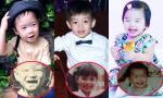 Những 'cậu ấm cô chiêu' nhà sao Việt giống bố mẹ thời nhỏ