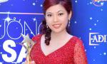 Kim Thanh Thảo hạnh phúc nhận giải thưởng 'Ngôi sao xanh'