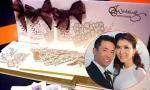 Thiệp cưới đẹp mê ly của sao Việt