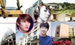 Top 6 ngôi sao siêu giàu của làng giải trí Hàn