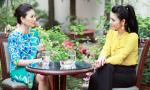 Maria Đinh Phương Ánh tiết lộ bí quyết giảm cân riêng