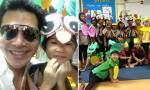Hé lộ trường học mẫu giáo của con gái Trương Ngọc Ánh