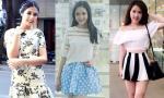 4 kiểu váy siêu ngắn khiến người đẹp Việt phát sốt