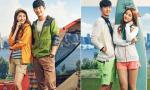 'Trai đẹp ngoài hành tinh' Kim Soo Hyun quấn quýt bên Suzy