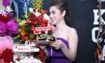 Lâm Chi Khanh tổ chức sinh nhật