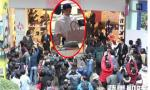 Tạ Đình Phong bị fans 'vây kín' khi quay quảng cáo ở Đài Loan