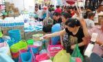Tết 2015: Hàng Thái tràn từ phố vào... siêu thị