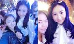 Trương Bá Chi rạng rỡ và thân thiện với fans