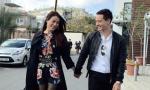 Trương Ngọc Ánh nắm tay Kim Lý đi dạo đảo Síp