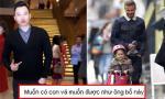 'Ông trùm' Khắc Tiệp muốn có con và được như David Beckham