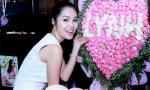 Dương Cẩm Lynh tươi tắn trong buổi họp fan dù bị trộm 'viếng thăm'