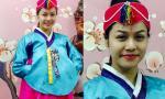 Nhật Kim Anh được khen xinh như gái Hàn khi diện hanbok