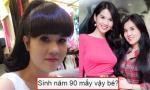 Chị gái Ngọc Trinh trẻ như 9x với tóc mái ngố mới