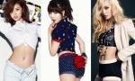 Những sao Hàn sở hữu đường cong chữ S hút hồn nhất