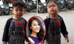 Thái Hà khoe ảnh con trai sành điệu và siêu dễ thương