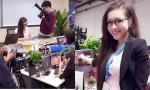 Elly Trần được quan tâm đặc biệt khi làm việc ở Bắc Kinh