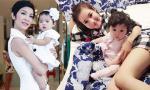 Những người đẹp Việt giấu kín cha của con mình