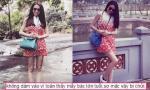 Trà Ngọc Hằng không dám vào chùa vì mặc váy quá ngắn
