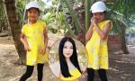 Con gái Trương Ngọc Ánh điệu đà như thiếu nữ