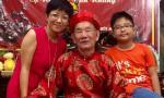 MC Thảo Vân tươi tắn mừng đại thọ 90 tuổi cho bố