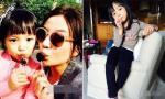 Con gái Triệu Vy xinh xắn và ra dáng người lớn