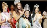 Ngỡ ngàng trước nhan sắc quyến rũ của Hoa hậu Quý bà Hoàn vũ 2015