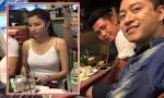 Tuấn Hưng 'trốn' vợ con đi 'hẹn hò' cùng Hạnh Sino
