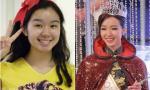 Tân Hoa hậu Hồng Kông 2015 gây bất ngờ khi lộ ảnh mặt mộc
