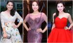Dàn sao Việt khoe sắc trên thảm đỏ Chung kết Hoa hậu hoàn vũ 2015
