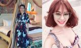 Tin sao Việt mới ngày 26/5: Kỳ Duyên ở phòng Tổng thống, Linh Chi xinh đẹp với tóc ngắn