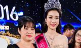 Mẹ hoa hậu Mỹ Linh lên tiếng về thông tin con gái sửa răng
