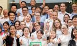 Công ty bảo vệ Long Hoàng của hoa hậu Bùi Thị Hà gây quỹ hướng về miền Trung