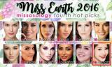 Nam Em liên tiếp lọt top nhiều bảng xếp hạng tại Miss Earth 2016