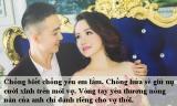 Xúc động trước tình cảm chồng trẻ dành cho diễn viên '4 lần kết hôn' Hoàng Yến