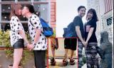 Từ bỏ phong cách 'chuẩn men', Trấn Thành mặc đồ đôi siêu nhí nhảnh với vợ khi đi du lịch Thái Lan