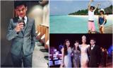 Cuộc sống vạn người mơ của thiếu gia út nhà chồng Hà Tăng