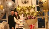 'Nữ hoàng sắc đẹp Toàn cầu' Ngọc Duyên đón sinh nhật bên chồng đại gia