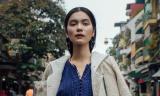 Quán quân Next Top Model Kim Dung lạnh lùng trên đường phố Hà Nội