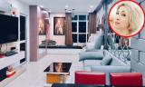 Ca sĩ Pha Lê khoe căn hộ đẹp sang chảnh và hiện đại