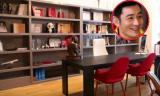 Thăm quan phòng làm việc hoành tráng của Huỳnh Hiểu Minh