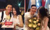 Cầu thủ Đoàn Văn Hậu khoe bạn gái xinh đẹp trong ngày sinh nhật?