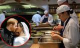 Khám phá bên trong căn bếp chế biến bữa tiệc cưới Hoàng tử Harry