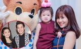 Làm mẹ đơn thân, Mai Phương chia sẻ về mối quan hệ hiện tại với bố của con gái