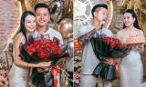 Ca sĩ Tuấn Hưng tổ chức sinh nhật lãng mạn, tặng món quà đặc biệt cho bà xã