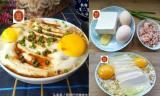 Công thức làm đậu phụ hấp trứng thịt đẹp mắt, lạ miệng