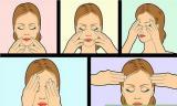 Hướng dẫn chi tiết từng bước massage mặt tại nhà 'chuẩn' spa, da căng bóng, trắng hồng chẳng cần viên uống chống lão hóa