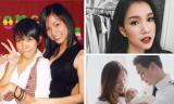 Từ cô nàng đen nhẻm, kém sắc, em gái Hoa hậu Thùy Lâm giờ đã là gái một con xinh đẹp