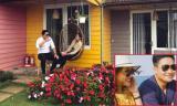 Hoa hậu Đại dương Đặng Thu Thảo tận hưởng kì nghỉ bên chồng sắp cưới