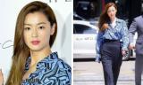 Nhìn 'mợ chảnh' Jeon Ji Hyun sang trọng, eo ót như thế này không ai nghĩ cô đã là mẹ 2 con